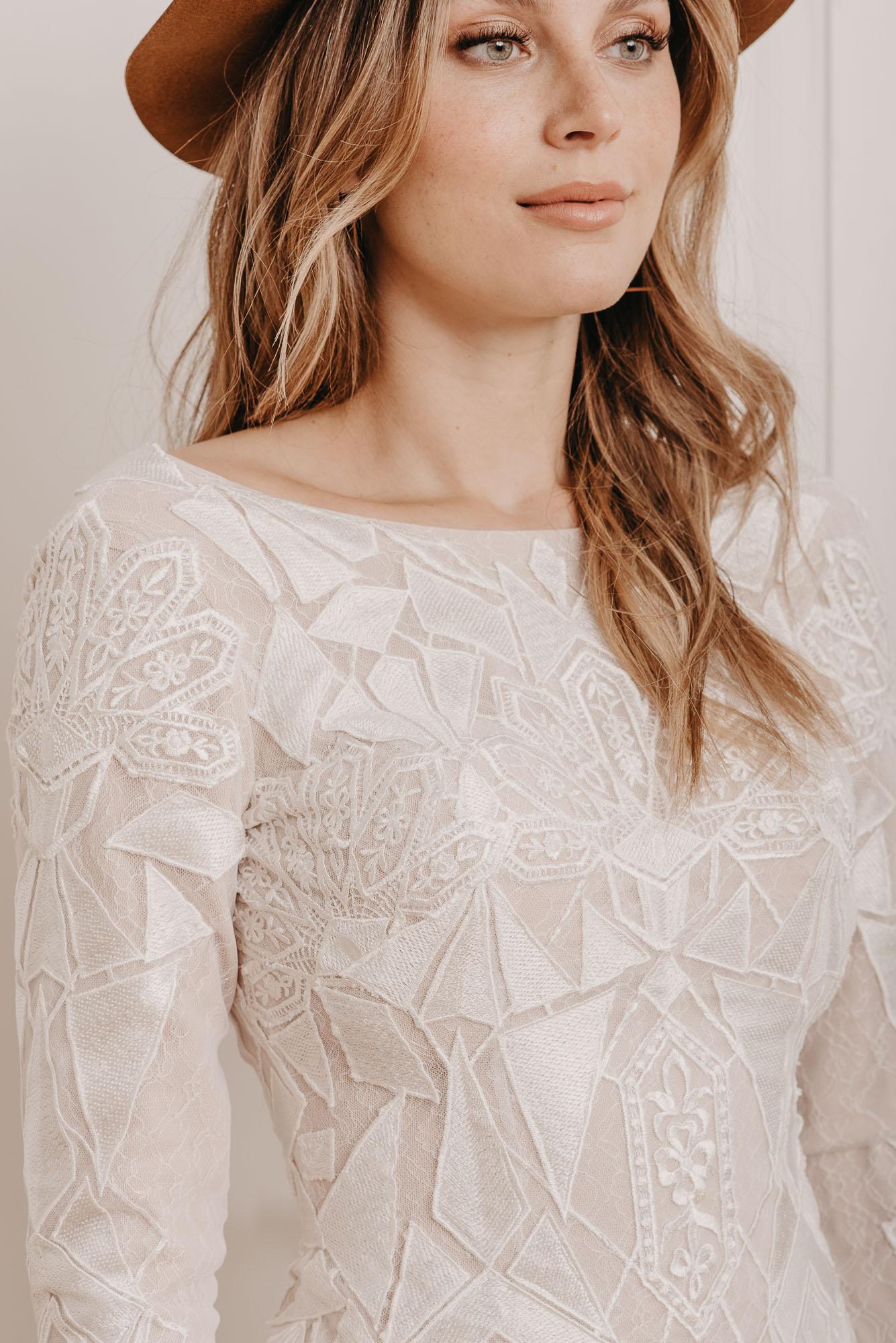 Aloe Brautkleid - Brautmode von Oonce