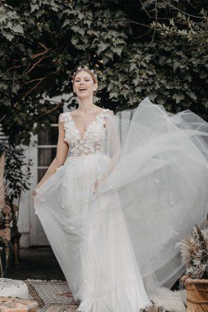 Lovage Brautkleid Vorne von Oonce