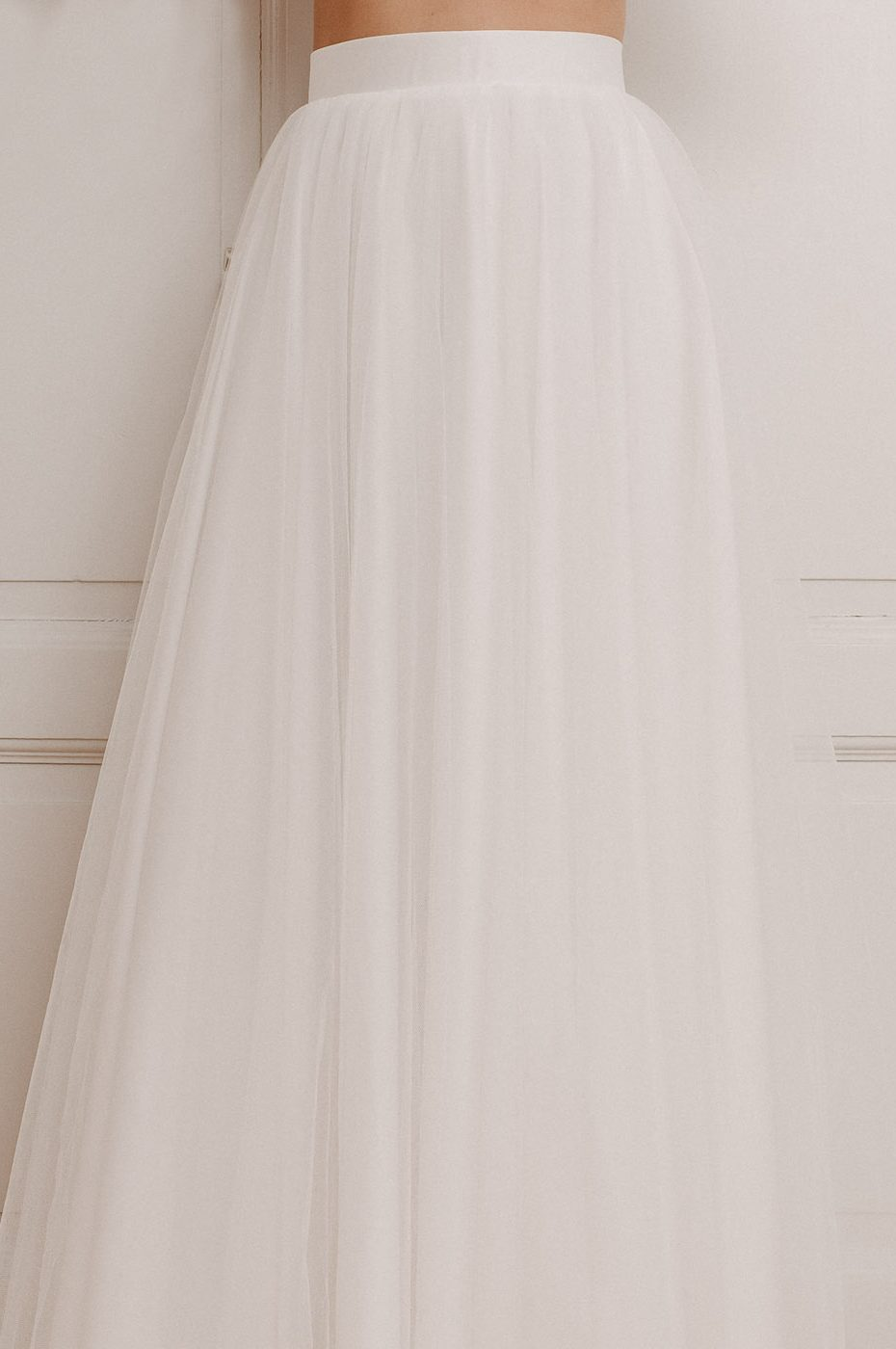 Lime Tüll-Rock - Mix & Match Brautmode von Oonce